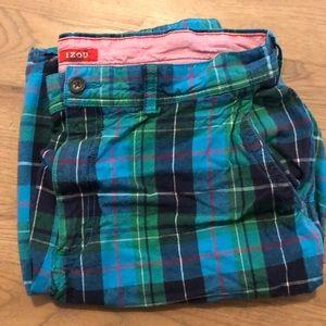 IZOD golf shorts. Men's